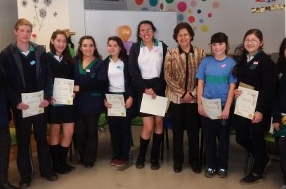 """Destacamos a los ganadores del Primer Concurso Literario """"Bicentenario Escribe"""""""