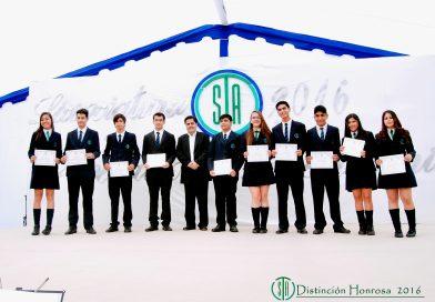 Graduación de nuestra Generación Bicentenario