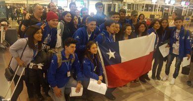 Estudiantes de Nuestro Liceo STA viajan a New York