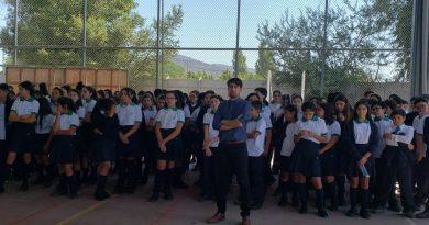 Inicio del año escolar 2020 en el Bicentenario